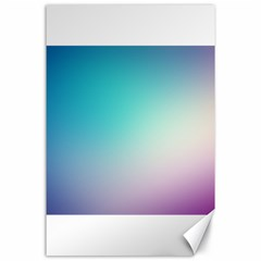Background Blurry Template Pattern Canvas 24  x 36