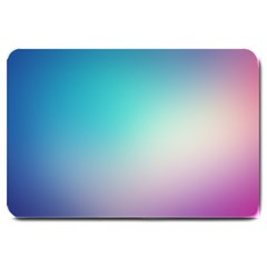 Background Blurry Template Pattern Large Doormat