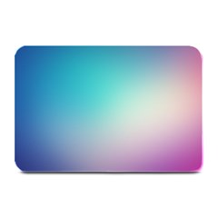 Background Blurry Template Pattern Plate Mats