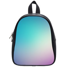 Background Blurry Template Pattern School Bags (Small)