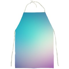 Background Blurry Template Pattern Full Print Aprons