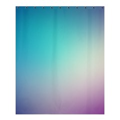 Background Blurry Template Pattern Shower Curtain 60  x 72  (Medium)