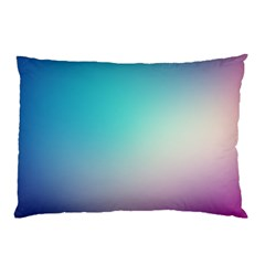 Background Blurry Template Pattern Pillow Case (Two Sides)