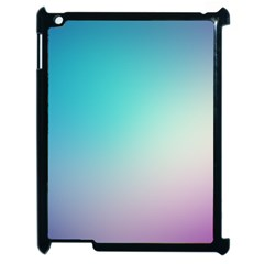 Background Blurry Template Pattern Apple iPad 2 Case (Black)