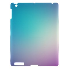 Background Blurry Template Pattern Apple iPad 3/4 Hardshell Case