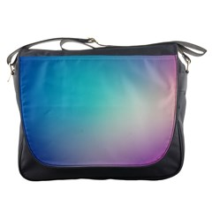 Background Blurry Template Pattern Messenger Bags