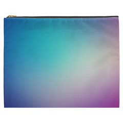Background Blurry Template Pattern Cosmetic Bag (XXXL)