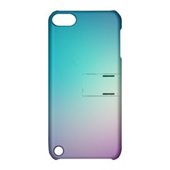 Background Blurry Template Pattern Apple iPod Touch 5 Hardshell Case with Stand