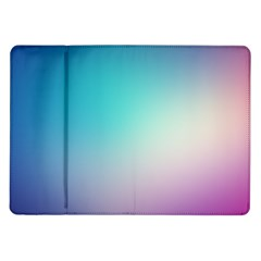Background Blurry Template Pattern Samsung Galaxy Tab 10.1  P7500 Flip Case