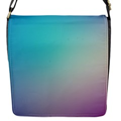 Background Blurry Template Pattern Flap Messenger Bag (S)
