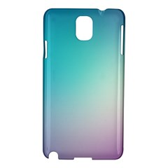 Background Blurry Template Pattern Samsung Galaxy Note 3 N9005 Hardshell Case