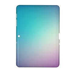 Background Blurry Template Pattern Samsung Galaxy Tab 2 (10.1 ) P5100 Hardshell Case