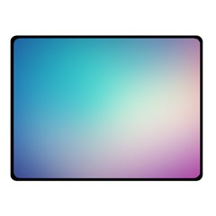 Background Blurry Template Pattern Double Sided Fleece Blanket (Small)