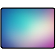 Background Blurry Template Pattern Double Sided Fleece Blanket (Large)