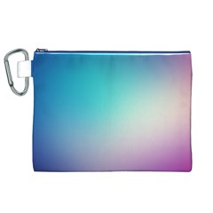 Background Blurry Template Pattern Canvas Cosmetic Bag (XL)