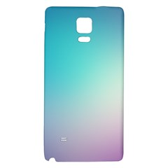 Background Blurry Template Pattern Galaxy Note 4 Back Case