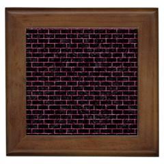 BRK1 BK-PK MARBLE Framed Tiles