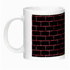 BRK1 BK-PK MARBLE Night Luminous Mugs