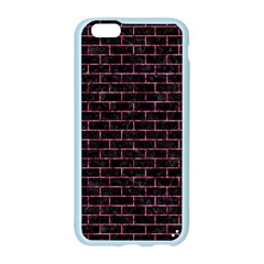 BRK1 BK-PK MARBLE Apple Seamless iPhone 6/6S Case (Color)