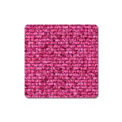 BRK1 BK-PK MARBLE (R) Square Magnet
