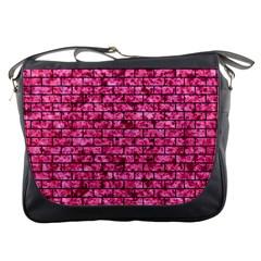 BRK1 BK-PK MARBLE (R) Messenger Bags