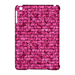 BRK1 BK-PK MARBLE (R) Apple iPad Mini Hardshell Case (Compatible with Smart Cover)