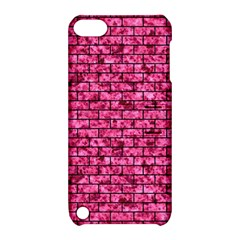BRK1 BK-PK MARBLE (R) Apple iPod Touch 5 Hardshell Case with Stand