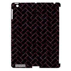 BRK2 BK-PK MARBLE Apple iPad 3/4 Hardshell Case (Compatible with Smart Cover)