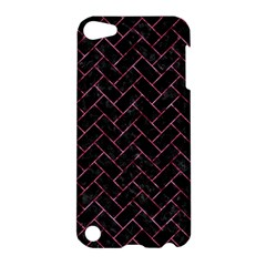 BRK2 BK-PK MARBLE Apple iPod Touch 5 Hardshell Case