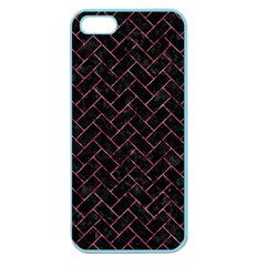 BRK2 BK-PK MARBLE Apple Seamless iPhone 5 Case (Color)