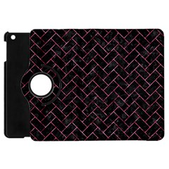BRK2 BK-PK MARBLE Apple iPad Mini Flip 360 Case