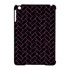 BRK2 BK-PK MARBLE Apple iPad Mini Hardshell Case (Compatible with Smart Cover)