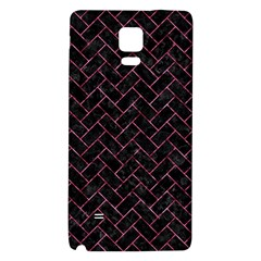BRK2 BK-PK MARBLE Galaxy Note 4 Back Case