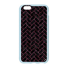 BRK2 BK-PK MARBLE Apple Seamless iPhone 6/6S Case (Color)