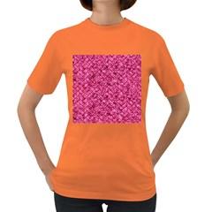 BRK2 BK-PK MARBLE (R) Women s Dark T-Shirt