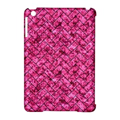 BRK2 BK-PK MARBLE (R) Apple iPad Mini Hardshell Case (Compatible with Smart Cover)