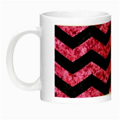 CHV3 BK-PK MARBLE Night Luminous Mugs