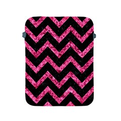 CHV9 BK-PK MARBLE Apple iPad 2/3/4 Protective Soft Cases