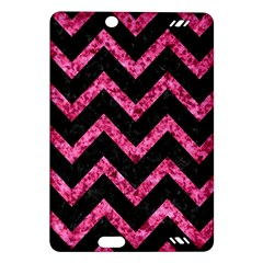 CHV9 BK-PK MARBLE Amazon Kindle Fire HD (2013) Hardshell Case