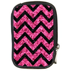 CHV9 BK-PK MARBLE (R) Compact Camera Cases