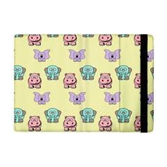 Animals Pastel Children Colorful iPad Mini 2 Flip Cases