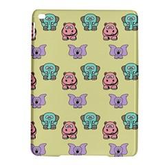 Animals Pastel Children Colorful iPad Air 2 Hardshell Cases