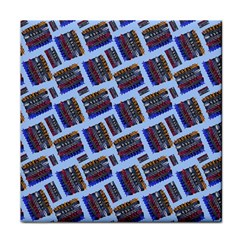 Abstract Pattern Seamless Artwork Face Towel