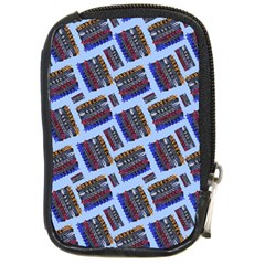 Abstract Pattern Seamless Artwork Compact Camera Cases
