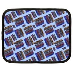 Abstract Pattern Seamless Artwork Netbook Case (XXL)