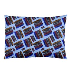 Abstract Pattern Seamless Artwork Pillow Case (Two Sides)