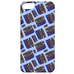 Abstract Pattern Seamless Artwork Apple iPhone 5 Classic Hardshell Case