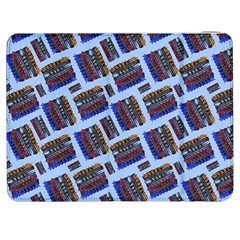 Abstract Pattern Seamless Artwork Samsung Galaxy Tab 7  P1000 Flip Case