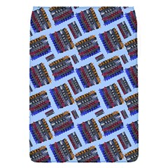 Abstract Pattern Seamless Artwork Flap Covers (S)