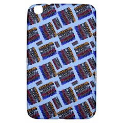 Abstract Pattern Seamless Artwork Samsung Galaxy Tab 3 (8 ) T3100 Hardshell Case